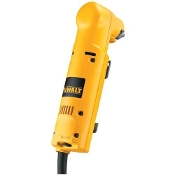 "DeWALT DW160V - 3/8"" RIGHT ANGLE DRILL 3.2 AMP"