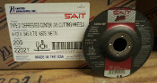 SAIT 22021 4-1/2X.045X7/8 CUT-OFF WHEEL