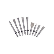 9 PC AIR CHISEL  SET