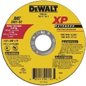 DEWALT DW8857 4.5 X .045 X 7/8 XP CUTOFF WHEEL