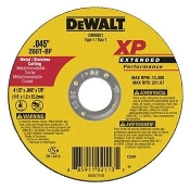 DEWALT DW8859 6 X .045 X 7/8 XP CUT OFF WHEEL