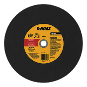 "DEWALT DW8020ZR 14""X1/8""X1"" RAIL CUTTING BLADE"