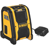 JOBSITE BLUETOOTH SPEAKER - DEWALT DCR006
