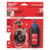 MILWAUKEE 48-22-3992 CHALK REEL WITH BLUE CHALK