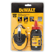 DEWALT DWHT47144 CHALK REEL KIT RED