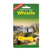 CAMP WHISTLE W/LANYARD