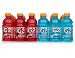 GATORADE G2 ALL FL 12 OZ BY CASE