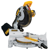 "DeWALT DW713 - 10"" COMPOUND MITER SAW"