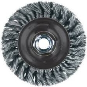 "WEILER 16933 3"" SS WIRE WHEEL"
