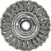WEILER 02325 WIRE WHEEL 6 IN.