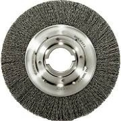 WEILER 06080 WIRE WHEEL  6 IN