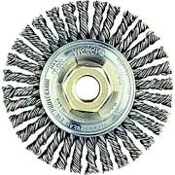 WEILER 08916 WIRE WHEEL  7 IN KNOT TYPE