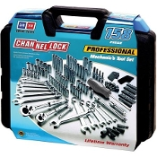 158 PC MECHANICS TOOL SET