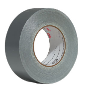GRAY DUCT TAPE 2 INCH