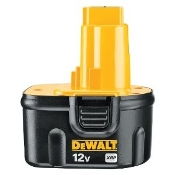 DEWALT DC9071 BATTERY 12  VOLT