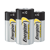 Energizer C Industrial Batteries