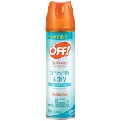 OFF 4 OZ SMOOTH & DRY REPELLANT