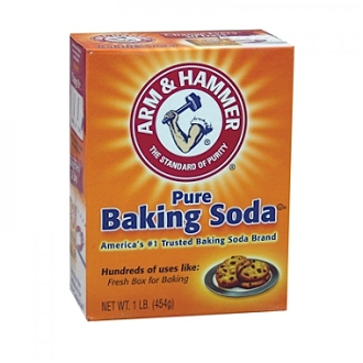 BAKING SODA 1LB BOX