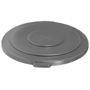 Rubbermaid Brute Gray 55 Gallon Trash Container Lid