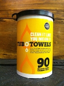 TUB-O TOWELS 90 COUNT