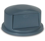 Rubbermaid 2637 - 32 GAL RECEPTACLE DOME LID