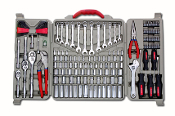 170PC MECHANICS TOOL SET