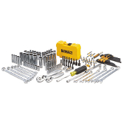 DEWALT DWMT73802 142 Piece Mechanics Tools Set