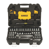 DEWALT DWMT73801 108 Piece Mechanics Tools Set