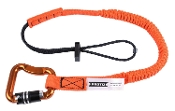 ORANGE TOOL LANYARD TRIPLE LOCK