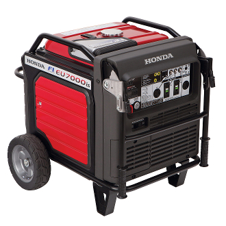 HONDA EU7000IS - 7000 WATT GENERATOR W/ELECT SRT