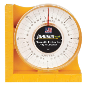 Protractor Angle Finder, 4 In, Magnetic