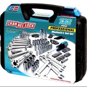 CHANNEL LOCK 39067 - 132 PC MECHANICS TOOL SET