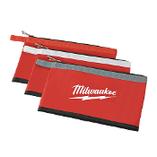 MILWAUKEE 48-22-8193 - 3PK ZIPPER POUCH