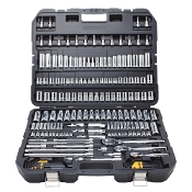 DEWALT DWMT75049 192 PC MECHANICS TOOL SET