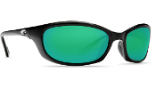 COSTA HR 11 OBMGLP HARPOON BLACK GREEN MIRROR