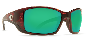 COSTA BL 10 OGMGLP BLACKFIN TORTOISE GREEN MIRROR