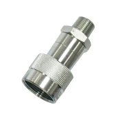"EAGLE PRO EAB-201A 3/8"" FEMALE COUPLER"
