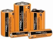 DURACELL ALKALINE C BATTERY