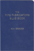 PIPE FABRICATORS DARK BLUE BOOK