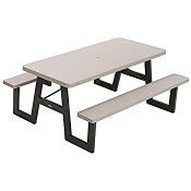 6FT FOLDING PICNIC TABLE