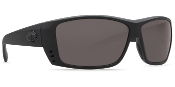 COSTA CAT CAY BLACKOUT FRAME W/ GRAY LENS