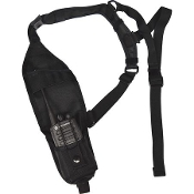 USH-300L RADIO HOLSTER, LEFT SIDE SHOULDER