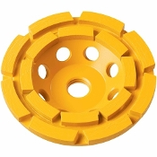 DEWALT DW4774 DOUBLE ROW SURFACE GRINDING WHEELS