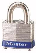 Master Lock #1 PADLOCKS KEYED ALIKE