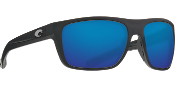 COSTA BROADBILL MATTE BLACK  BLUE 580G