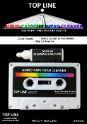 AUDIO CASSETTE CLEANING KIT - FREE SHIPPING!