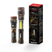 NEBO 6754 SLYDE KING RECHARGEABLE FLASHLIGHT CAMO