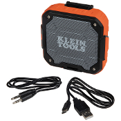 KLEIN AEPJS2 Bluetooth Speaker with Magnetic Strap