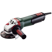METABO WEPBA17150Q - Angle Grinder, 6 in Wheel Dia., 15 Amps