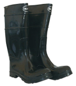 12 PLAIN TOE RUBBER BOOT